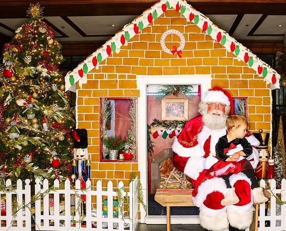 The St  Regis Aspen Gingerbread House Unveiling with Santa Claus 2018-Aspen Photo Booth Rental-SocialLightPhoto com-68