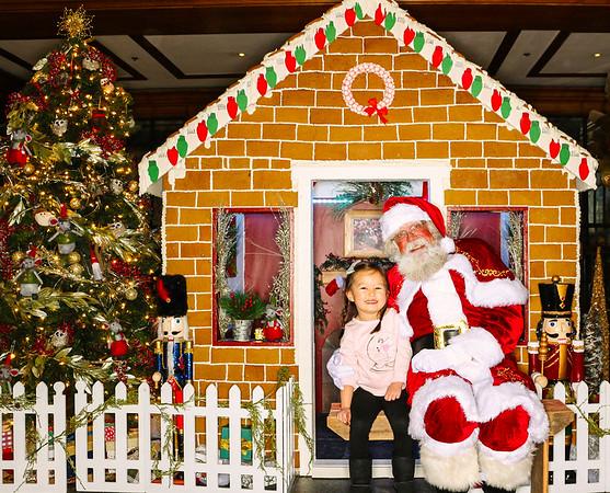The St  Regis Aspen Gingerbread House Unveiling with Santa Claus 2018-Aspen Photo Booth Rental-SocialLightPhoto com-71