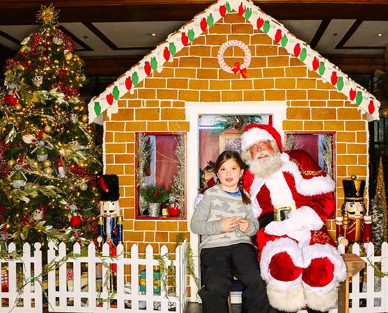 The St  Regis Aspen Gingerbread House Unveiling with Santa Claus 2018-Aspen Photo Booth Rental-SocialLightPhoto com-69