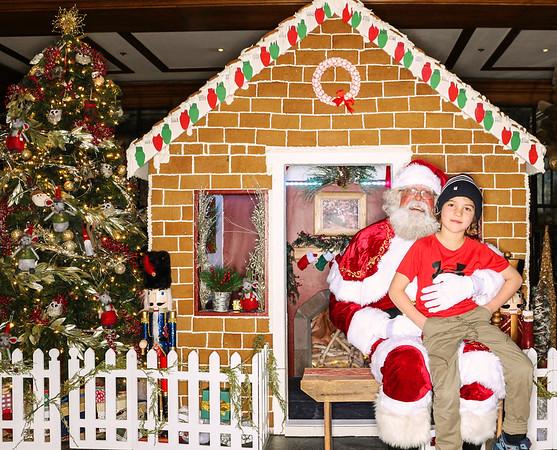 The St  Regis Aspen Gingerbread House Unveiling with Santa Claus 2018-Aspen Photo Booth Rental-SocialLightPhoto com-62
