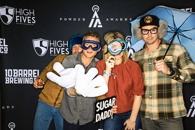 The 20th Annual Powder Awards in Aspen 2019-AspenPhoto Booth Rental-SocialLightPhoto com-34