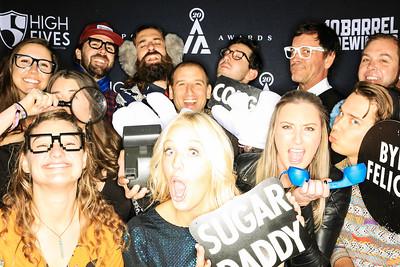 The 20th Annual Powder Awards in Aspen 2019-AspenPhoto Booth Rental-SocialLightPhoto com-27
