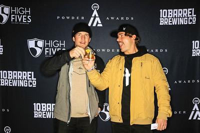 The 20th Annual Powder Awards in Aspen 2019-AspenPhoto Booth Rental-SocialLightPhoto com-39