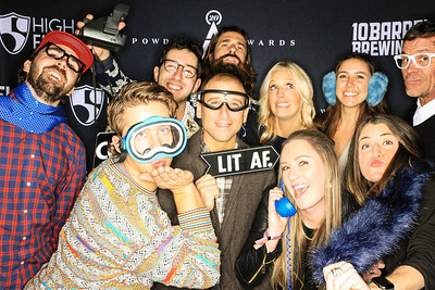 The 20th Annual Powder Awards in Aspen 2019-AspenPhoto Booth Rental-SocialLightPhoto com-24