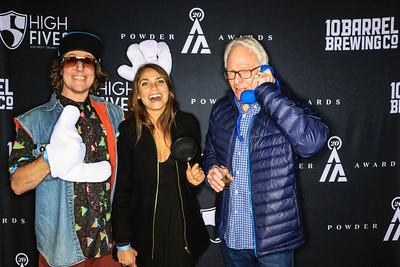 The 20th Annual Powder Awards in Aspen 2019-AspenPhoto Booth Rental-SocialLightPhoto com-33