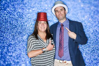 The Aspen Valley Hospital Holiday Party 2019-Aspen Photo Booth Rental-SocialLightPhoto com-15
