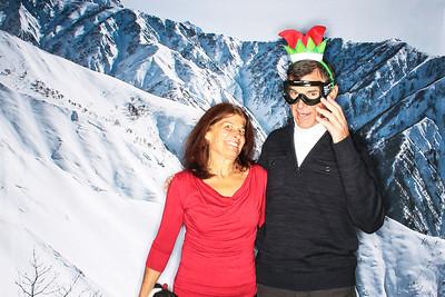 The Aspen Valley Hospital Holiday Party-Aspen Photo booth Rental-SocialLightPhoto com-28