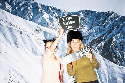 The Aspen Valley Hospital Holiday Party-Aspen Photo booth Rental-SocialLightPhoto com-31