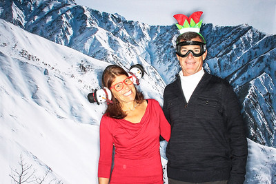 The Aspen Valley Hospital Holiday Party-Aspen Photo booth Rental-SocialLightPhoto com-26