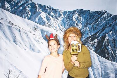 The Aspen Valley Hospital Holiday Party-Aspen Photo booth Rental-SocialLightPhoto com-32