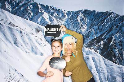 The Aspen Valley Hospital Holiday Party-Aspen Photo booth Rental-SocialLightPhoto com-36