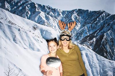 The Aspen Valley Hospital Holiday Party-Aspen Photo booth Rental-SocialLightPhoto com-30