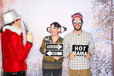 Cunniffe Architects 2016 Holiday Party-Aspen Photo Booth Rental-SocialLightPhoto com-8