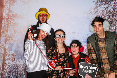 Cunniffe Architects 2016 Holiday Party-Aspen Photo Booth Rental-SocialLightPhoto com-37
