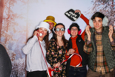 Cunniffe Architects 2016 Holiday Party-Aspen Photo Booth Rental-SocialLightPhoto com-36