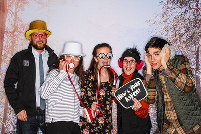 Cunniffe Architects 2016 Holiday Party-Aspen Photo Booth Rental-SocialLightPhoto com-35