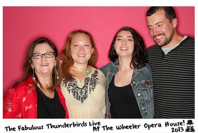 The Fabulous Thunderbirds Live At The Wheeler-150