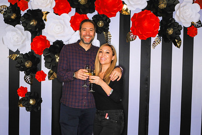 The Little Nell Aspen Celebrates New Years Eve 2020-Aspen Photo Booth Rental-SocialLightPhotobw com-22