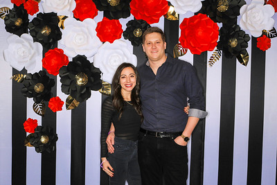 The Little Nell Aspen Celebrates New Years Eve 2020-Aspen Photo Booth Rental-SocialLightPhotobw com-20