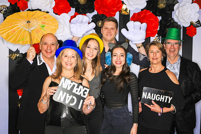 The Little Nell Aspen Celebrates New Years Eve 2020-Aspen Photo Booth Rental-SocialLightPhotobw com-17