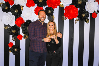 The Little Nell Aspen Celebrates New Years Eve 2020-Aspen Photo Booth Rental-SocialLightPhotobw com-24