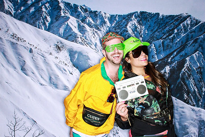The Little Nell Celebrates 30 Years-Aspen Photo Booth Rental-SocialLightPhoto com-17