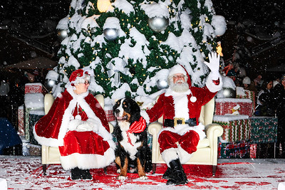 The St  Regis Aspen Annual Tree Lighting 2019-Aspen Photo Booth Rental-SocialLightPhoto com-22