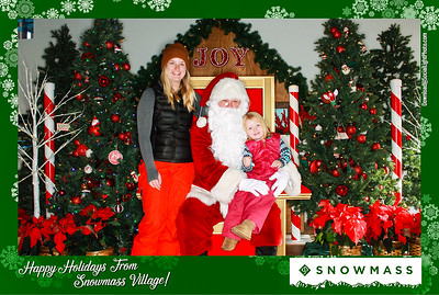 The Town of Snowmass Village Presents- Photos With Santa- Day 4-Aspen Photo Booth Rental-SocialLightPhoto com-10