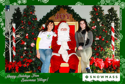 The Town of Snowmass Village Presents- Photos With Santa- Day 4-Aspen Photo Booth Rental-SocialLightPhoto com-11