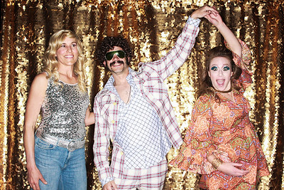 The Waldorf School on The Roaring Fork presents- Saturday Night Fever-Aspen Photo Booth Rental-SocialLightPhoto com-21