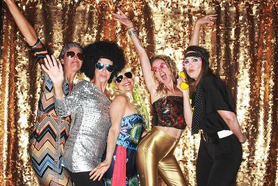 The Waldorf School on The Roaring Fork presents- Saturday Night Fever-Aspen Photo Booth Rental-SocialLightPhoto com-13