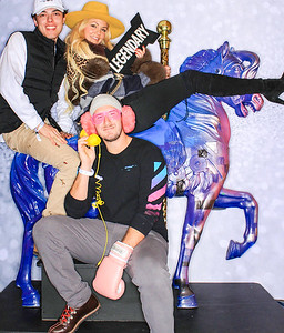 The White Hot Snow Polo Party With The Players at The W Hotel Aspen 2019-Aspen Photo Booth Rental-SocialLightPhoto com-21