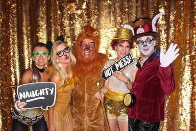 Theatre Aspen's Annual Costume Gala at The Hotel Jerome-Vail Photo Booth Rental-SocialLightPhoto com-15