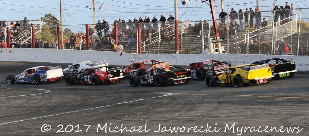 Riverhead Raceway Opening Night