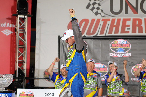 George Brunnhoelzl III NASCAR WSMT Champion