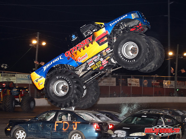 Monster Truck Night August 31st