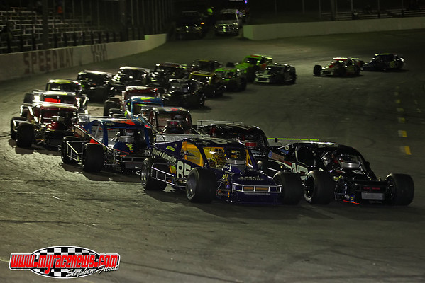 Seekonk Speedway  6-8-2013