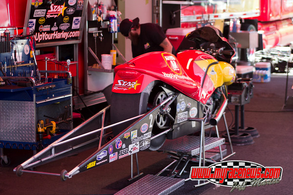 2cnd Annual NHRA New England Nationals