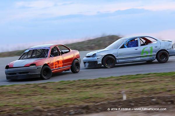 Evans Mills Speedway