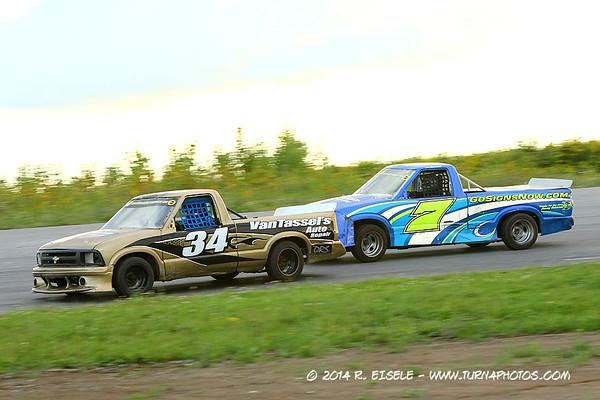 08/23/14 Evans Mills Motorsports Park