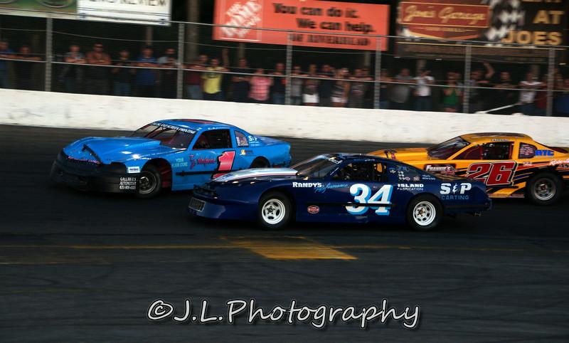 7/5/2014 Week #10 Riverhead Raceway