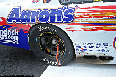 Pete MacDonald Pocono Raceway ARCA Pocono 200 6/8/13