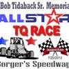 Inaugural Event - Memorial All Star TQ Race Logo