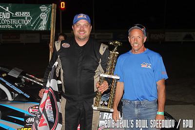 Devil's Bowl Speedway - 7/23/16 - Andrew Cassidy