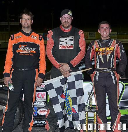 Claremont Speedway - GSPSS - 6/18/16 - Chip Cormie