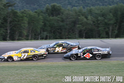 Speedway 51 - Granite State Pro Stock Series - 7/2/16 - Smokin Shutters Photos