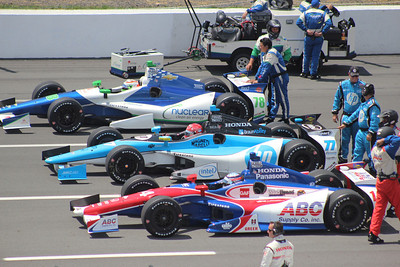 Matt Wiernasz Pocono Raceway IZOD Indy Car Gallery