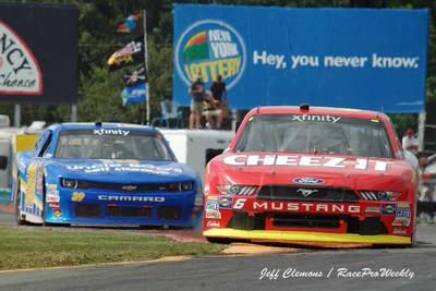 Watkins Glen NASCAR Xfinity Series 8-9-15 / Jeff Clemons