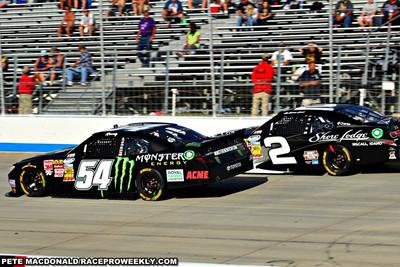Pete MacDonald 5-Hour Energy 200 @ Dover Intl Speedway 9/28/13