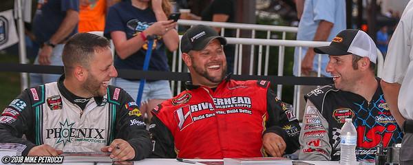 Starrett 150 - Stafford Motor Speedway - Mike Petrucci